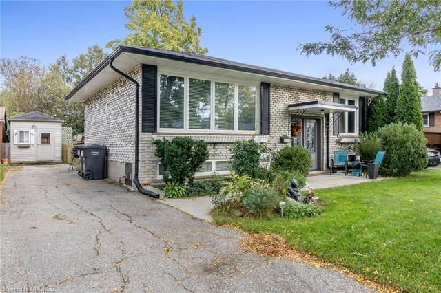 10 Coniston Avenue, Brampton, ON L6X 2H4 (MLS #40180372) :: Envelope Real Estate Brokerage Inc.