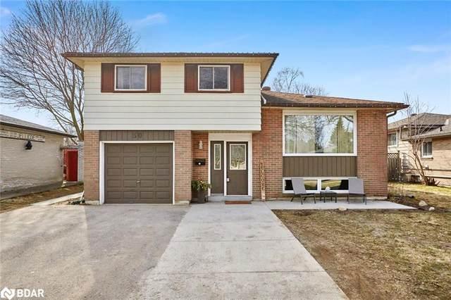 30 Thorncrest Road, Barrie, ON L4N 3P9 (MLS #40180377) :: Forest Hill Real Estate Inc Brokerage Barrie Innisfil Orillia