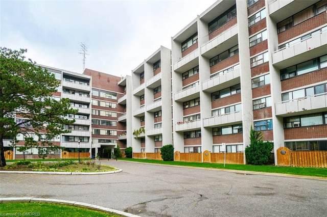 2121 Roche Court #725, Mississauga, ON L5K 2C7 (MLS #40180651) :: Envelope Real Estate Brokerage Inc.