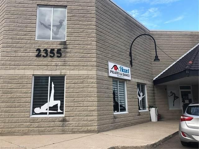 2355 Royal Windsor Drive #9, Mississauga, ON L5J 4S8 (MLS #40180677) :: Envelope Real Estate Brokerage Inc.