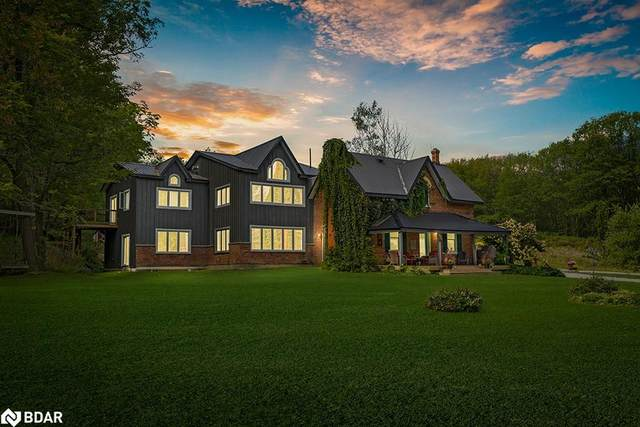 284 Champlain Road, Penetanguishene, ON L9M 1S2 (MLS #40180911) :: Envelope Real Estate Brokerage Inc.