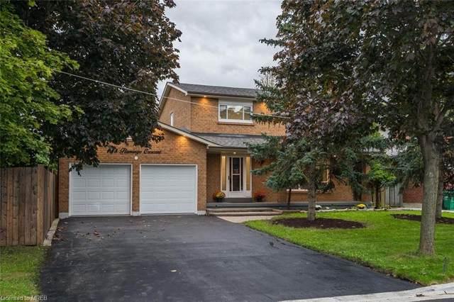 88 Flamingo Crescent, Brampton, ON L6T 2G7 (MLS #40181054) :: Envelope Real Estate Brokerage Inc.