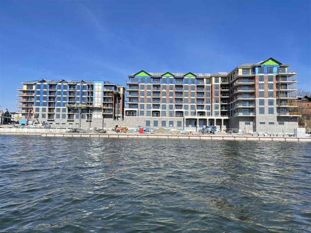 129B South Street 420 420, Gananoque, ON K7G 0B1 (MLS #K21000082) :: Envelope Real Estate Brokerage Inc.