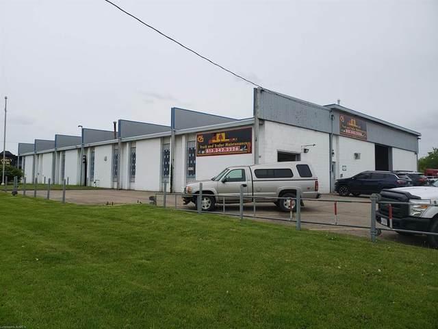 2420 Parkedale Avenue, Brockville, ON K6V 3G8 (MLS #K21001762) :: Forest Hill Real Estate Collingwood