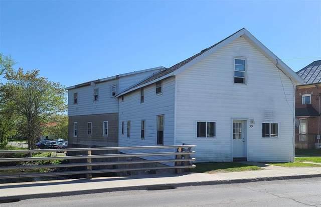 95 Main Street, Odessa, ON K0H 2H0 (MLS #K21003163) :: Forest Hill Real Estate Collingwood
