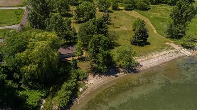 260 Hogan Road Road, Wolfe Island, ON K0H 2Y0 (MLS #K21004253) :: Forest Hill Real Estate Collingwood