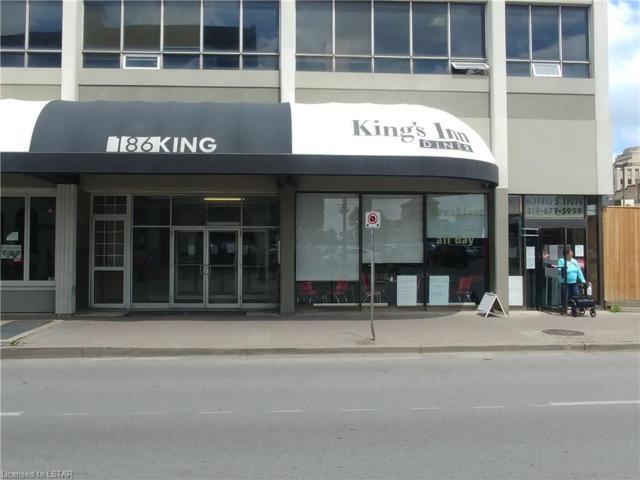 186 King Street, London, ON N6A 1C7 (MLS #198226) :: Sutton Group Envelope Real Estate Brokerage Inc.