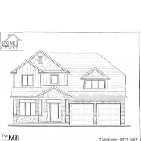 79 Boardwalk Way, Dorchester, ON N0L 1G2 (MLS #210082) :: Sutton Group Envelope Real Estate Brokerage Inc.