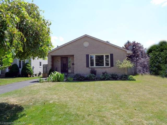 43 Hitch Crescent, St. Thomas, ON N5R 5X9 (MLS #215467) :: Sutton Group Envelope Real Estate Brokerage Inc.