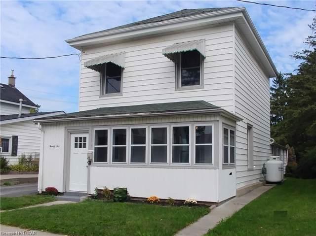 25 Grier Street, Belleville, ON K8P 2Z6 (MLS #223465) :: Sutton Group Envelope Real Estate Brokerage Inc.