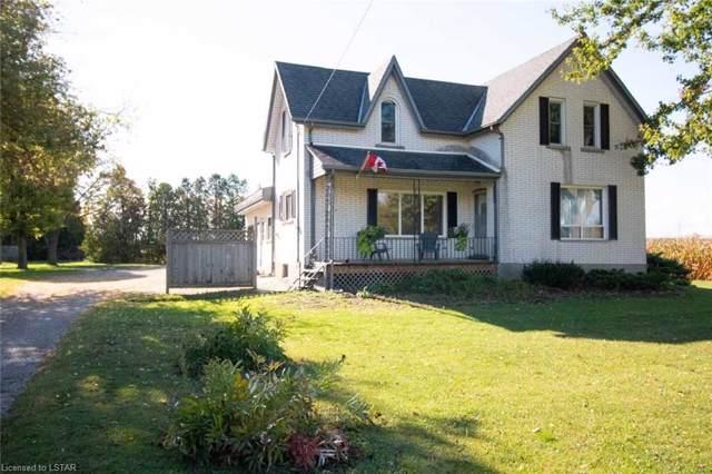 5571 Dundas Street, Dorchester, ON N0L 1G4 (MLS #226306) :: Sutton Group Envelope Real Estate Brokerage Inc.