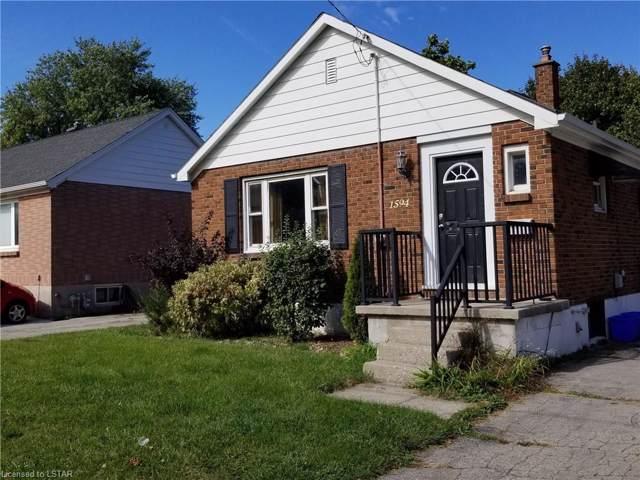 1594 Hartlet Street, London, ON N5Y 1X8 (MLS #227882) :: Sutton Group Envelope Real Estate Brokerage Inc.
