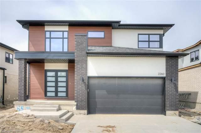 2260 Tokala Trail, London, ON N6G 0M4 (MLS #231384) :: Sutton Group Envelope Real Estate Brokerage Inc.