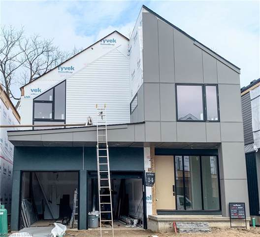 1195 Riverside Drive #14, London, ON N6H 0K4 (MLS #234617) :: Sutton Group Envelope Real Estate Brokerage Inc.