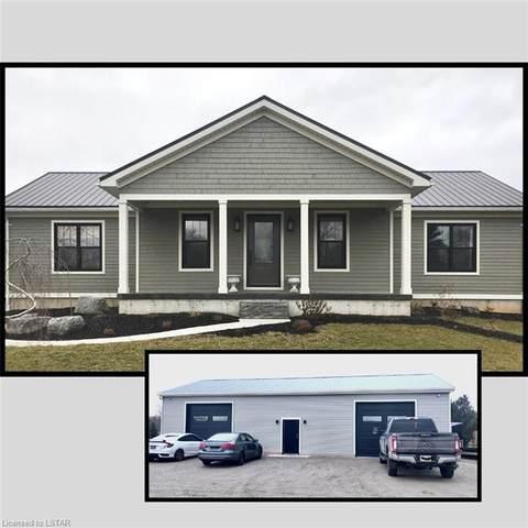 70 York Street, Newbury, ON N0L 1Z0 (MLS #238870) :: Sutton Group Envelope Real Estate Brokerage Inc.