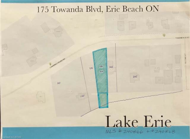 175 Towanda Boulevard, Erie Beach, ON N0P 1A0 (MLS #240868) :: Sutton Group Envelope Real Estate Brokerage Inc.