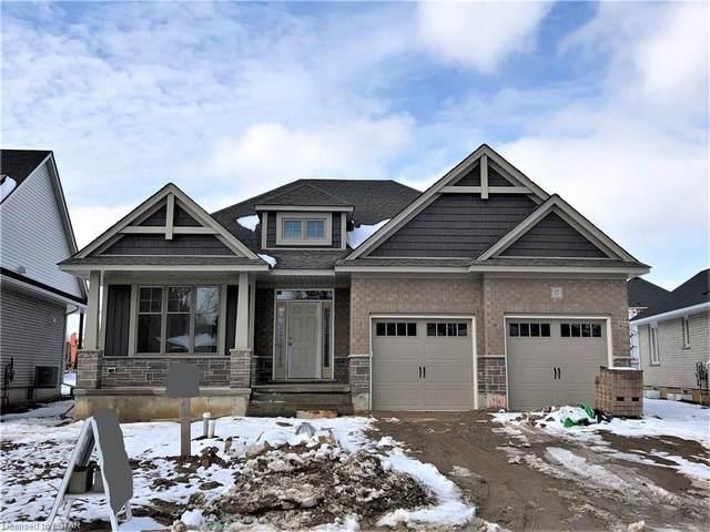 15 Lowrie Crescent, Tillsonburg, ON N4G 0H5 (MLS #241956) :: Sutton Group Envelope Real Estate Brokerage Inc.
