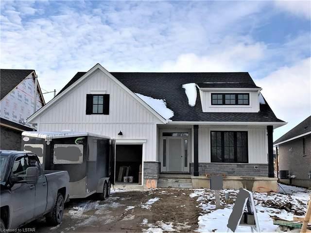 17 Lowrie Crescent, Tillsonburg, ON N4G 0H5 (MLS #242864) :: Sutton Group Envelope Real Estate Brokerage Inc.