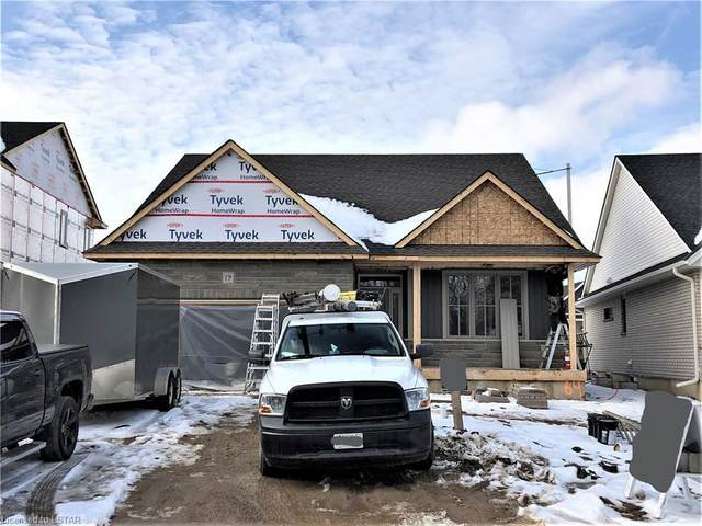 19 Lowrie Crescent, Tillsonburg, ON N4G 0H5 (MLS #242996) :: Sutton Group Envelope Real Estate Brokerage Inc.