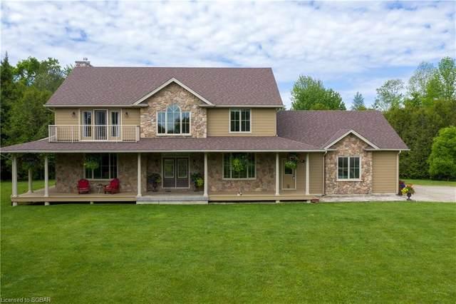 554378 23 GLENELG Road, West Grey, ON N0C 1H0 (MLS #247175) :: Forest Hill Real Estate Collingwood