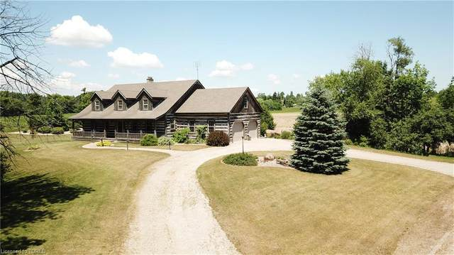 1295 Shouldice Side Road, North Dumfries, ON N1R 5S5 (MLS #247440) :: Forest Hill Real Estate Collingwood