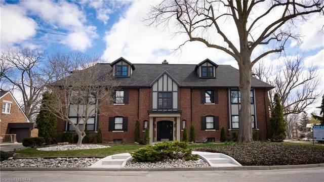 130 Windsor Crescent #4, London, ON N6C 1V8 (MLS #247762) :: Sutton Group Envelope Real Estate Brokerage Inc.
