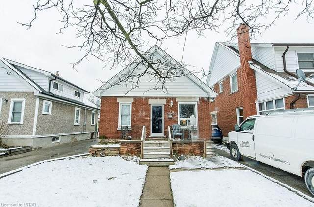 110 St Julien Street, London, ON N5Z 2M7 (MLS #251488) :: Sutton Group Envelope Real Estate Brokerage Inc.