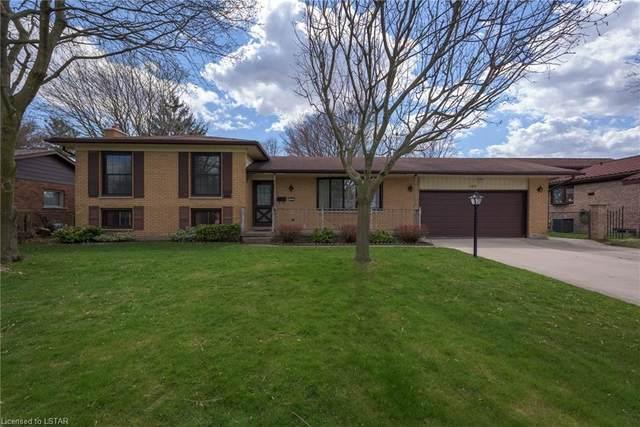 155 Canterbury Drive, Dorchester, ON N0L 1G3 (MLS #253648) :: Sutton Group Envelope Real Estate Brokerage Inc.