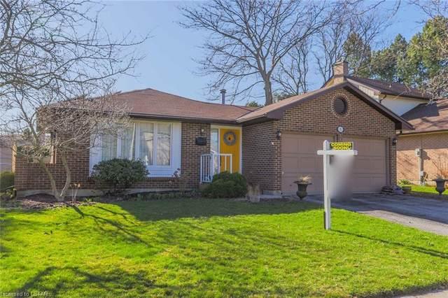 15 Grenfell Crescent, London, ON N5X 2M8 (MLS #253816) :: Sutton Group Envelope Real Estate Brokerage Inc.
