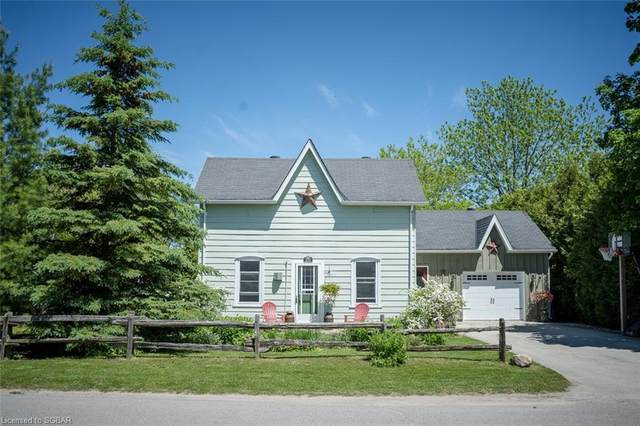 221 Library Street, Creemore, ON L0M 1G0 (MLS #266528) :: Forest Hill Real Estate Collingwood
