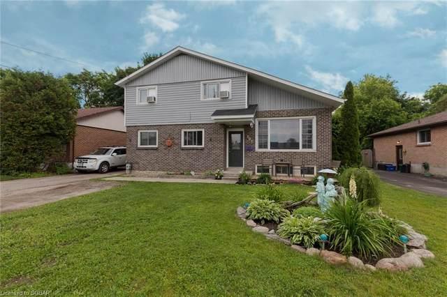 307 Scott Street, Midland, ON L4R 2M9 (MLS #266611) :: Sutton Group Envelope Real Estate Brokerage Inc.