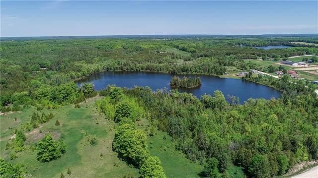 123 Highland Drive, Grey Highlands, ON N0C 1H0 (MLS #266976) :: Forest Hill Real Estate Collingwood