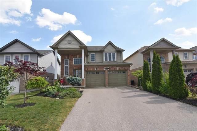 2427 Asima Drive, London, ON N6M 0B3 (MLS #268159) :: Sutton Group Envelope Real Estate Brokerage Inc.
