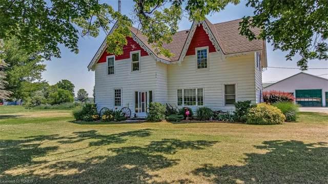 116 10TH Concession, Norfolk, ON N0E 1G0 (MLS #270612) :: Sutton Group Envelope Real Estate Brokerage Inc.