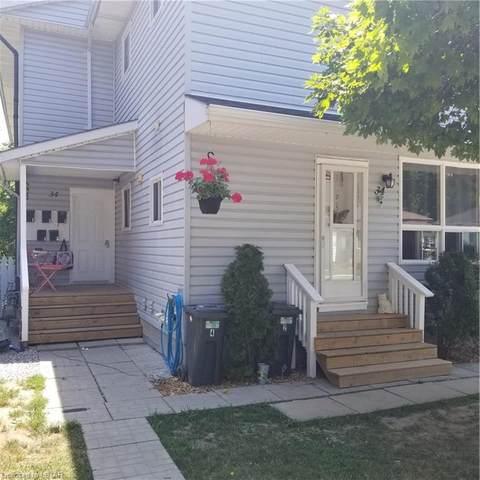 34 Owaissa Street, St. Thomas, ON N5P 1T2 (MLS #271409) :: Sutton Group Envelope Real Estate Brokerage Inc.