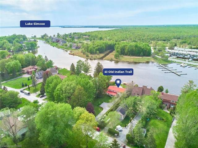 41 Old Indian Trail, Lagoon City, ON L0K 1B0 (MLS #30806228) :: Forest Hill Real Estate Inc Brokerage Barrie Innisfil Orillia