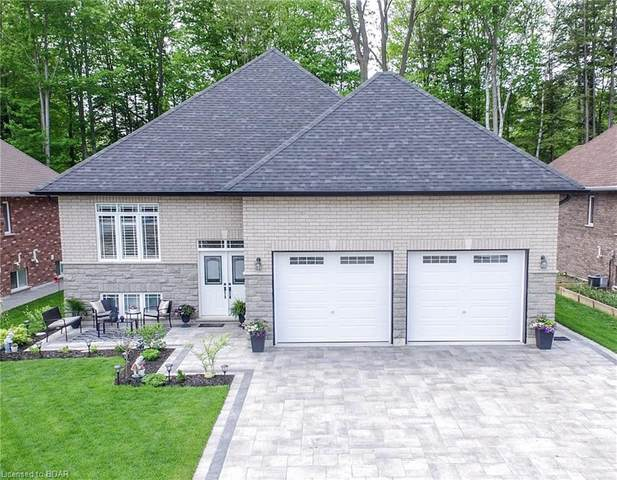 48 Natures Trail, Wasaga Beach, ON L9Z 0H4 (MLS #30809374) :: Forest Hill Real Estate Collingwood