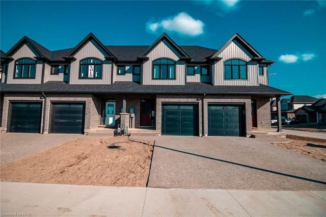 30 Cinnamon Street, Thorold, ON L0S 1A0 (MLS #30811371) :: Sutton Group Envelope Real Estate Brokerage Inc.