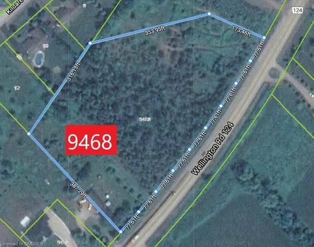 9468 Wellington 124 Road, Erin, ON N1H 6H7 (MLS #30811438) :: Forest Hill Real Estate Collingwood