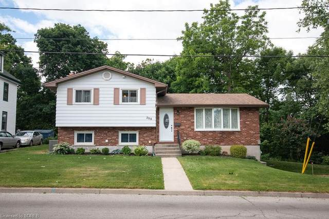 288 Western Avenue, Delhi, ON N4B 1S1 (MLS #30813236) :: Sutton Group Envelope Real Estate Brokerage Inc.