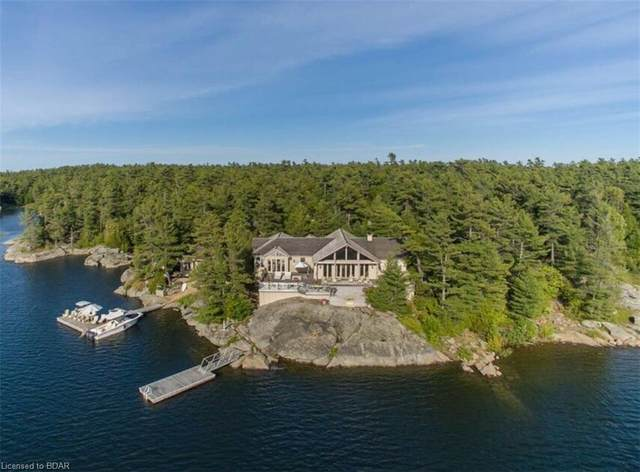 34 A150 Island, Pointe au Baril, ON P0G 1K0 (MLS #30814995) :: Sutton Group Envelope Real Estate Brokerage Inc.
