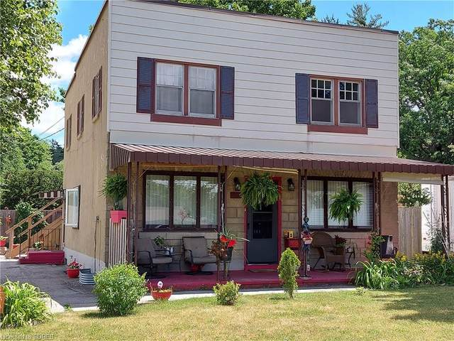 593 James Street, Delhi, ON N4B 2C6 (MLS #30816384) :: Sutton Group Envelope Real Estate Brokerage Inc.