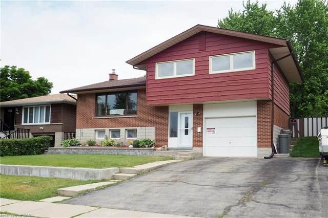 831 Regent Street, Cambridge, ON N3H 2V4 (MLS #30816436) :: Sutton Group Envelope Real Estate Brokerage Inc.