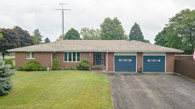 392 Earl Street, Delhi, ON N4B 3L2 (MLS #30817666) :: Sutton Group Envelope Real Estate Brokerage Inc.