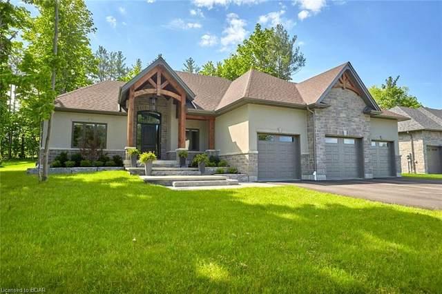 45 Mennill Drive, Minesing, ON L9X 0J2 (MLS #30818414) :: Sutton Group Envelope Real Estate Brokerage Inc.