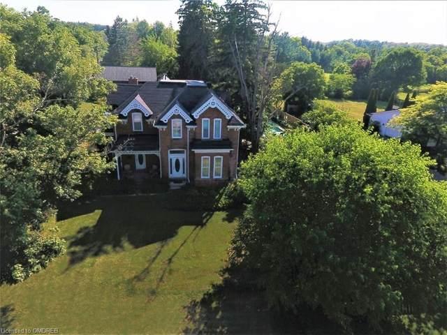 6006 Guelph Line, Burlington, ON L7P 0A8 (MLS #30823548) :: Forest Hill Real Estate Collingwood