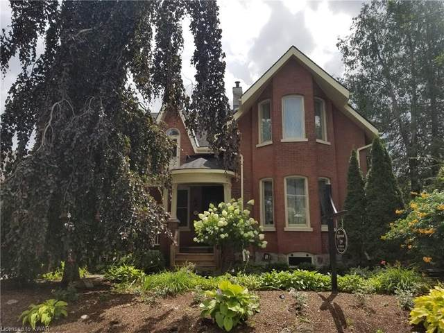 350 Main Street E, Minto, ON N0G 2P0 (MLS #30825999) :: Forest Hill Real Estate Collingwood