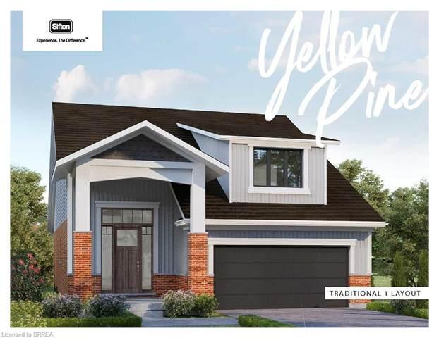 13 Sutherland Crescent, Ingersoll, ON N5C 0E3 (MLS #40007687) :: Sutton Group Envelope Real Estate Brokerage Inc.