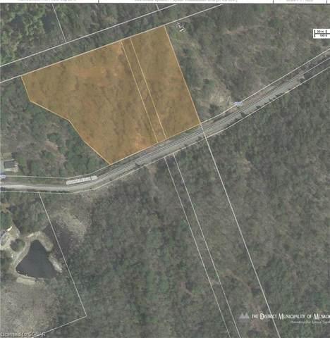 LT 21 Stoneleigh Road, Bracebridge, ON P1L 1W9 (MLS #40009170) :: Forest Hill Real Estate Collingwood