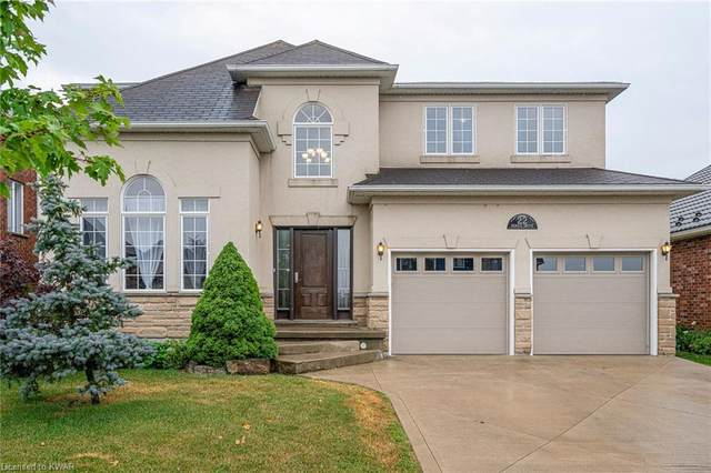 22 Ferris Drive, Wellesley, ON N0B 2T0 (MLS #40009251) :: Forest Hill Real Estate Collingwood